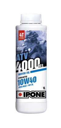 IPONE ATV 4000 RS 10W-40