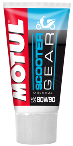 MOTUL SCOOTER GEAR SAE 80W90 (150ML)