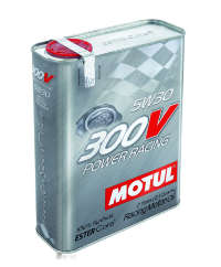 Моторное масло MOTUL 300V Power Racing 5W-30 2 литра