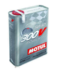 Моторное масло MOTUL 300V Power 5W-40