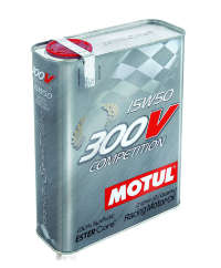 Моторное масло MOTUL 300V Competition 15W50
