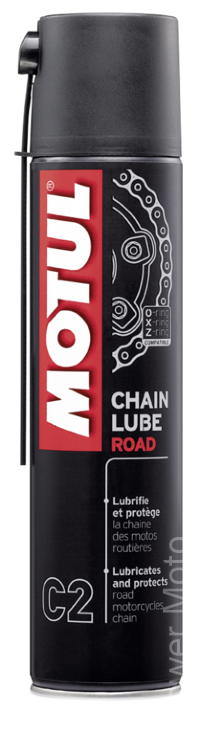 MOTUL CHAIN LUBE ROAD (400ML)