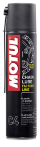 MOTUL C4 CHAIN LUBE FACTORY LINE (400ML)