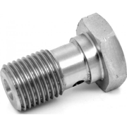 HEL Stainless Steel M12 x 1.25 Banjo Bolt